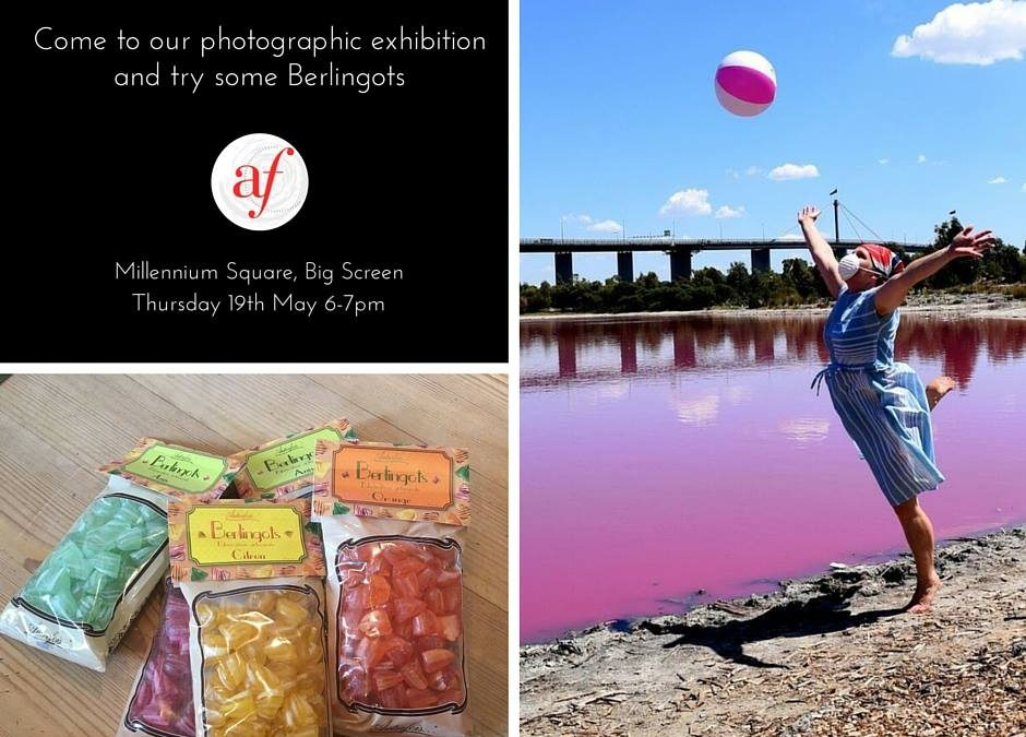Did you know you can see a photo exhibition in Bristol thanks to la Fondation Alliance Française ?