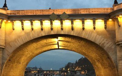 Les Ponts de Paris talk