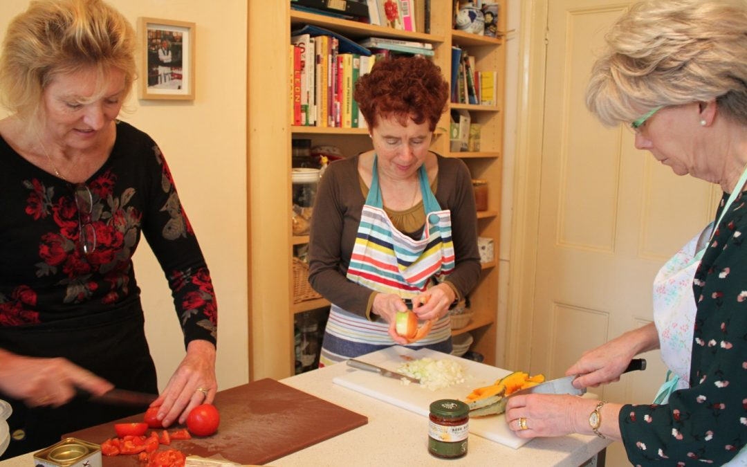 5 tips for confident French cooking with Iza our chef and teacher