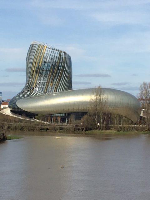 La cité du vin, Bordeaux – a museum dedicated to wine