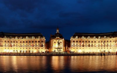 Two weeks in Bordeaux with one of the Prix de la ville de Bordeaux Laureate
