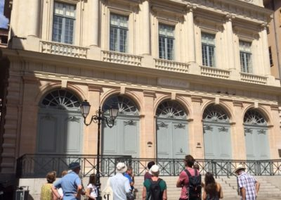 Lyon trip with Alliance Française de Bristol