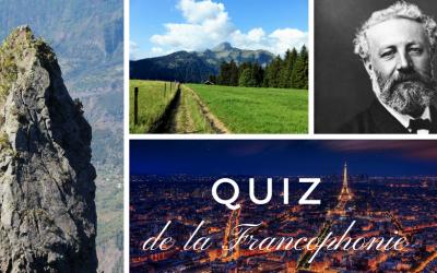 Quiz de la Francophonie