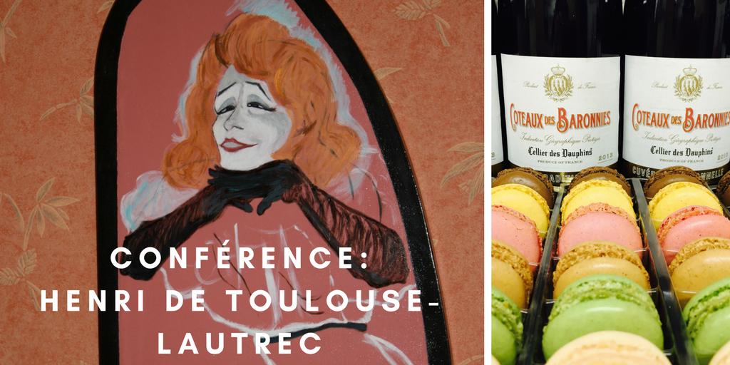 Discover Henri de Toulouse-Lautrec