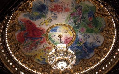 Visite à l'Opéra Garnier