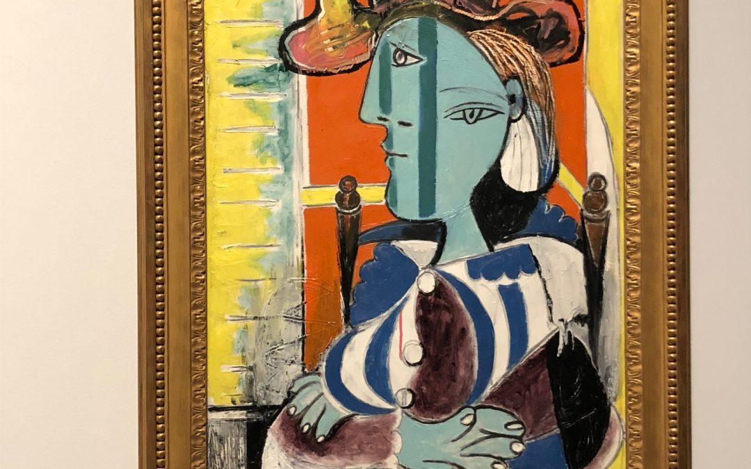 Exposition Picasso à Montpellier