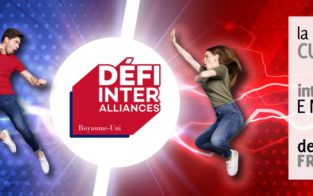 Well done to the winners of Défi Inter-Alliances